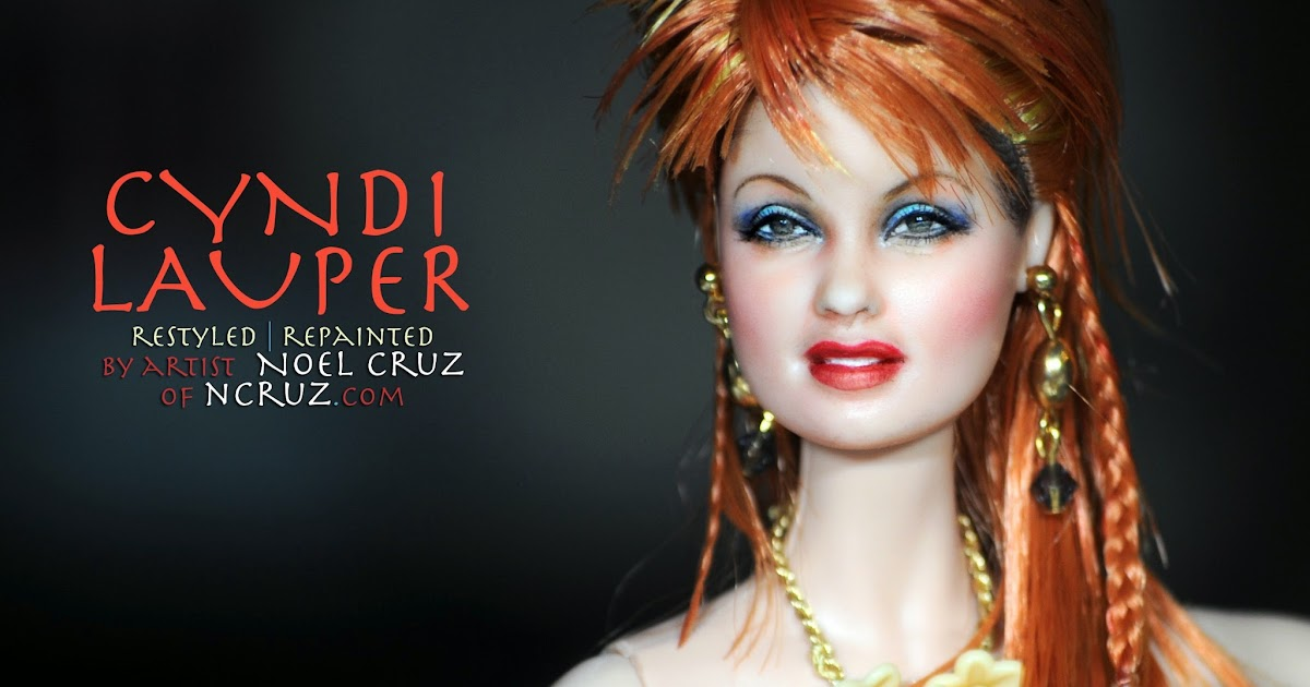 Noel Cruz: Girl's just want to have fun! Cyndi Lauper as