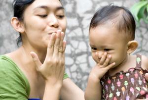 Cara Mengatasi Anak Rewel Ketika Ditinggal Orang Tua