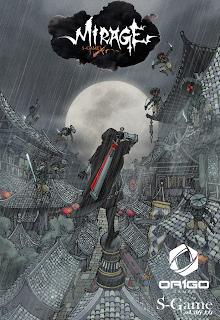 mirage poster 2 E3 2013   Mirage (PC)   Logo, Posters, Screenshots, Trailer, & Press Release