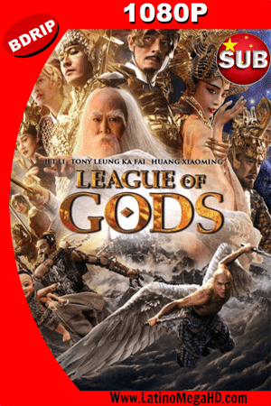 League of Gods (2016) Subtitulado HD BDRIP 1080p ()