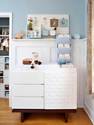 2011 - Babykamer kleine ruimte ...