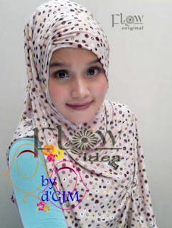 7 Contoh Model Jilbab Instan