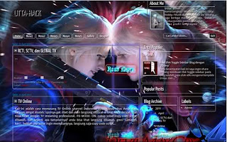 Download template transparan blog gratis 2012