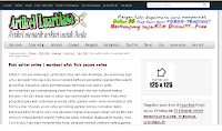 SEO Friendly Blogspot theme fast loading and clean