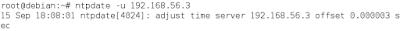 Konfigurasi NTP Server Debian 8 (3)