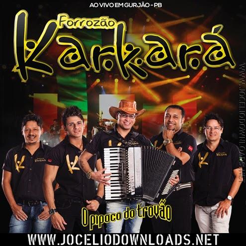 [CD] - Forrozão Karkará - Promocional Setembro 2014