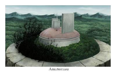 Doujutsu-Mangekyou Sharingan Amaterasu