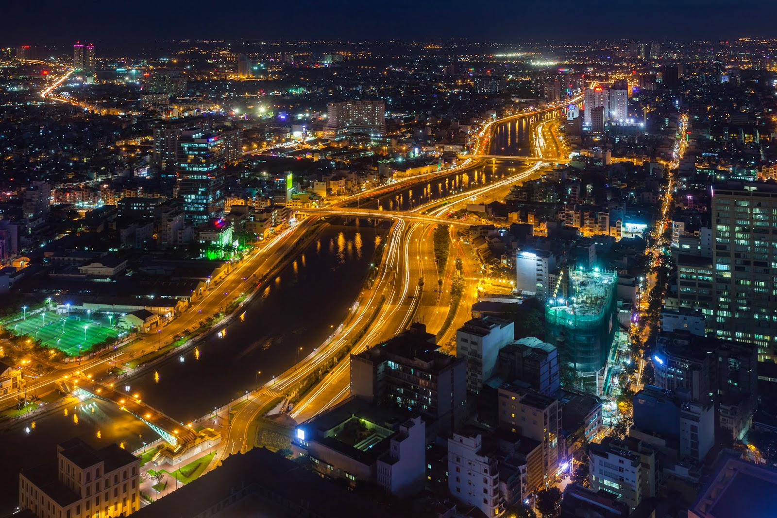 ho chi minh city is Ho chi minh city: ho chi minh city, largest city in vietnam.