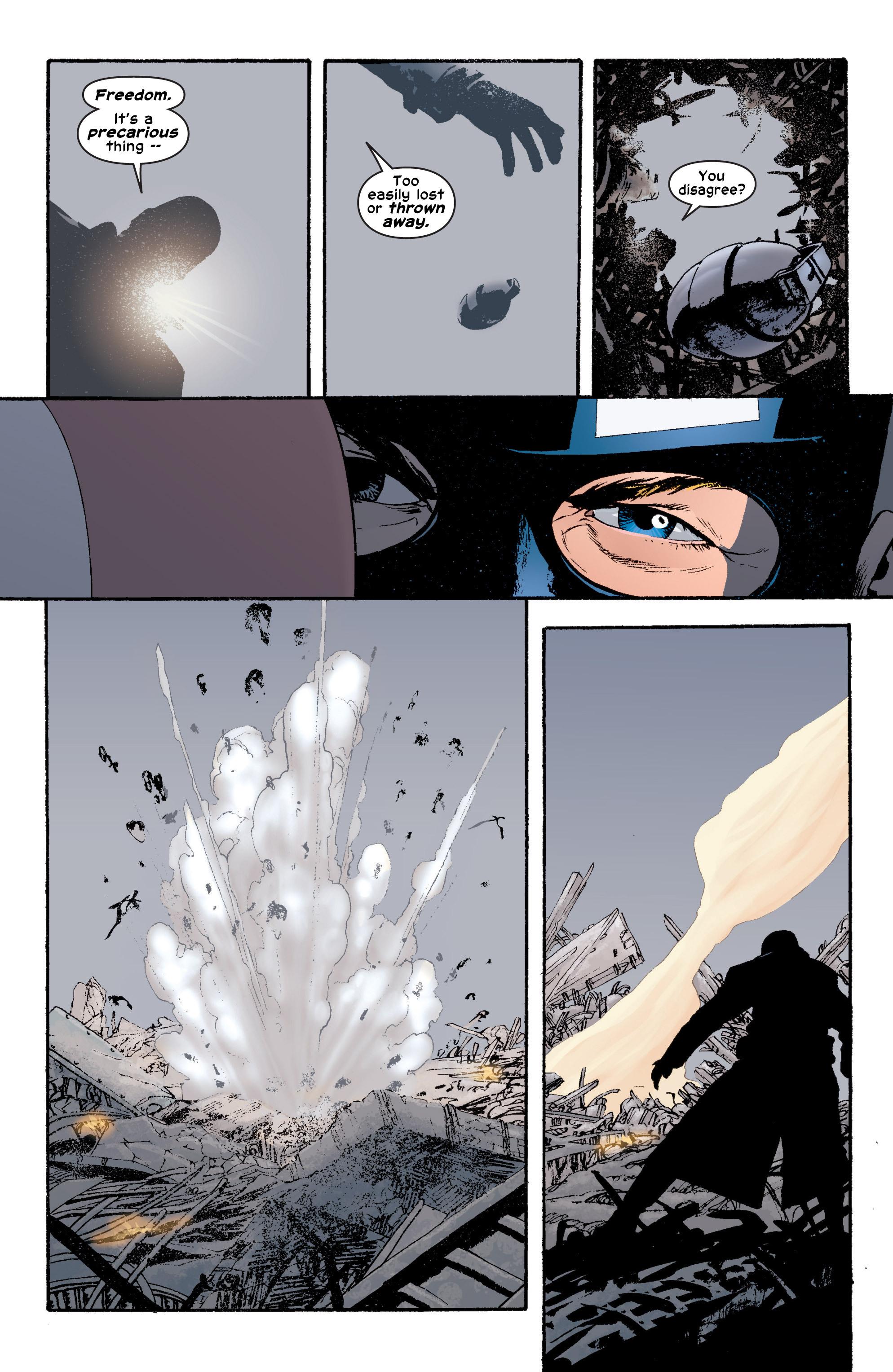 Captain America (2002) Issue #6 #7 - English 7