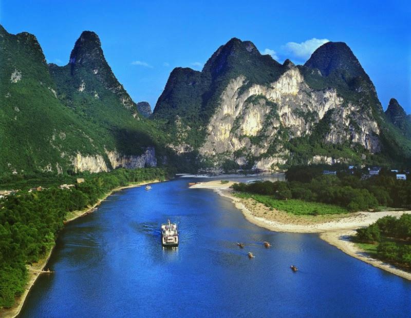 Sungai-Yangshuo