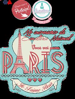Promoção Esmalteria Nacional - Concorra a uma viagem para Paris!