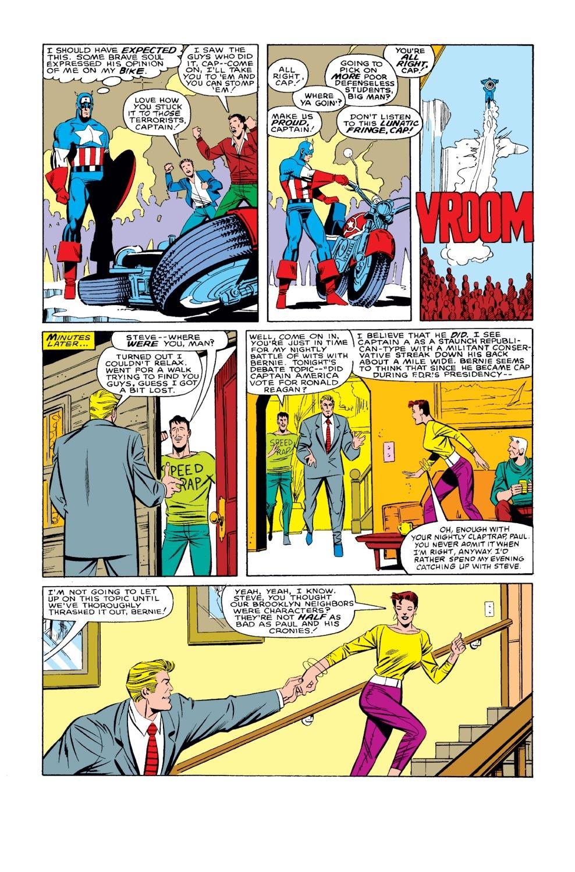 Captain America (1968) Issue #327 #256 - English 10
