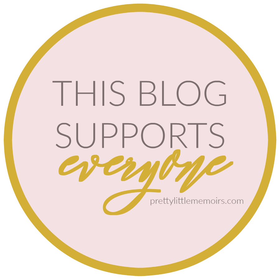 This blog supports YOU
