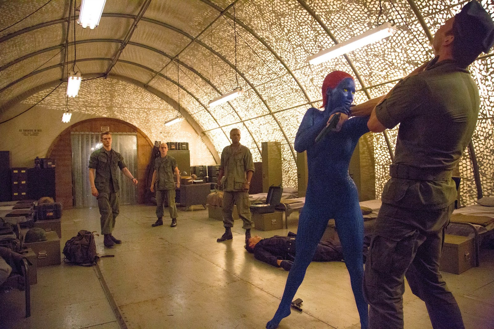 """Mistica en """"X-Men: Días del Futuro Pasado"""""""
