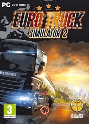 Euro Truck Simulator 2 Ürün Anahtarı - Serial - Key