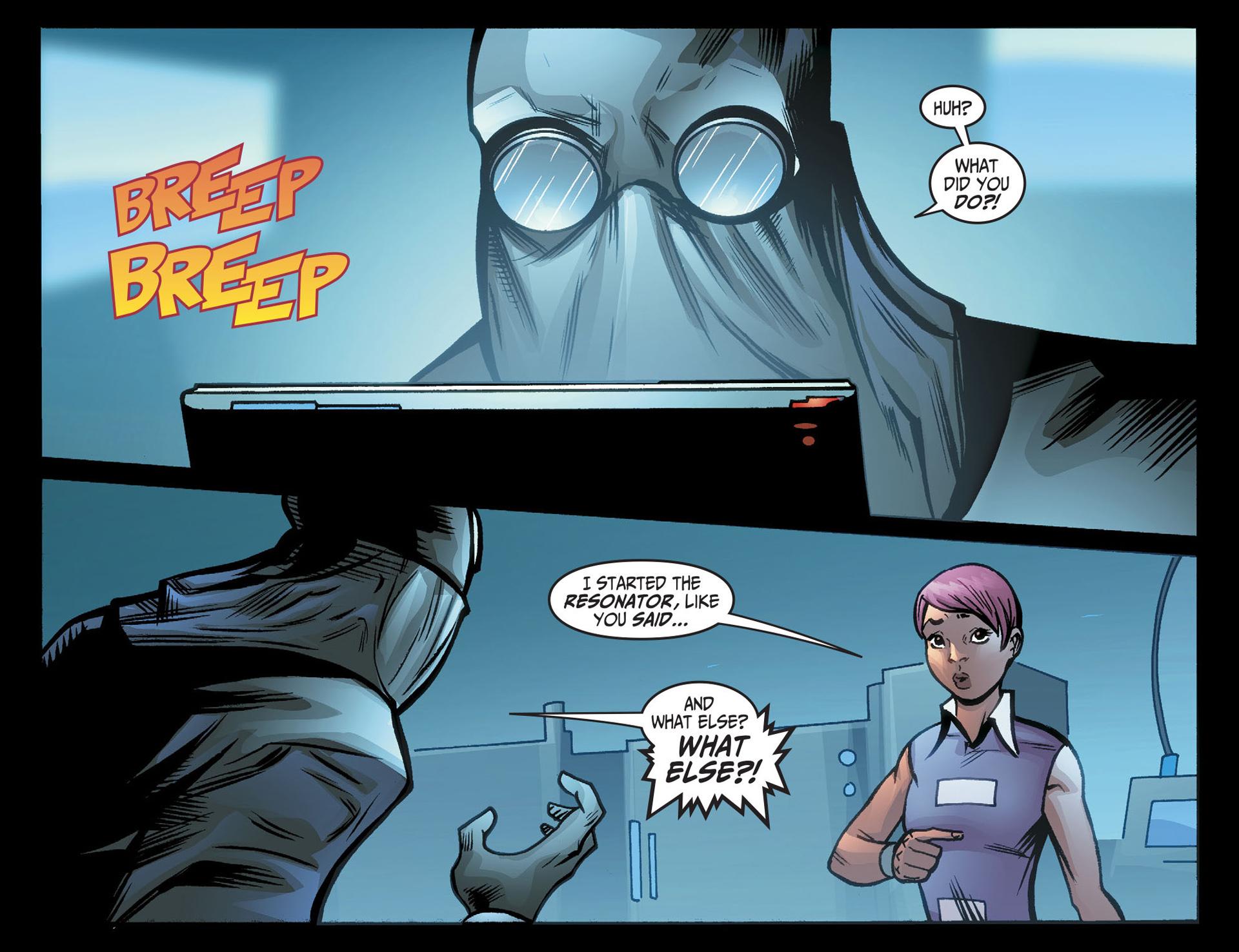 Batman Beyond (2012) Issue #22 #22 - English 16
