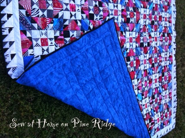 Sew At Home on Pine Ridge