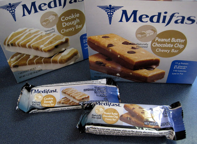 Medifast Chewy Bars