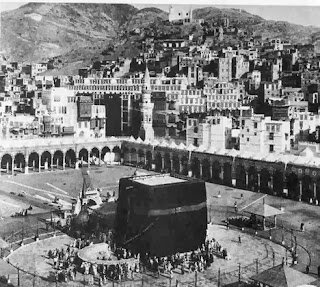 Rahsia Lantai Masjidil Haram Tidak Panas