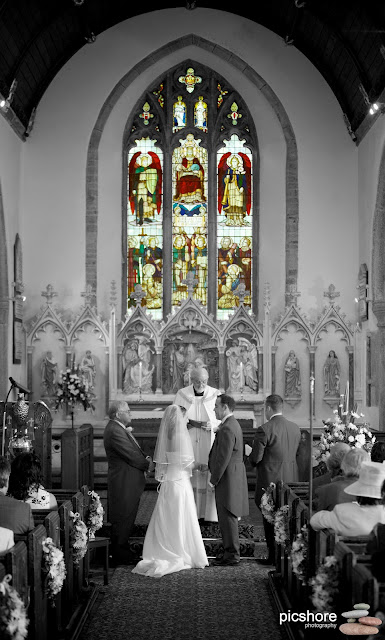 st stephens church saltash cornwall wedding picshore photography