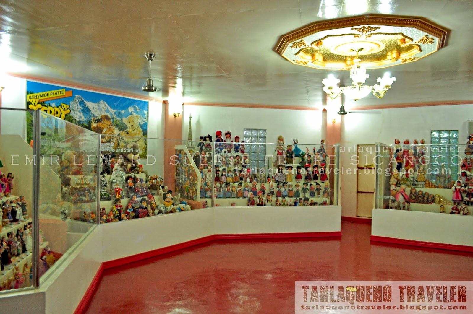 Bislig City Side Trip International Doll House Tarlaqueno Traveler