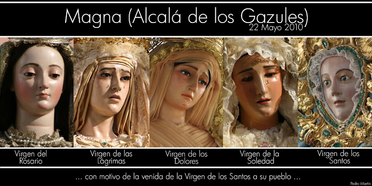 VIRGENES QUE PARTICIPARON EN LA MAGNA EL 22 DE MAYO DE 2010