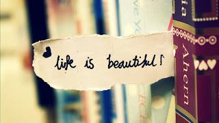 life is beautiful hd wallpaper