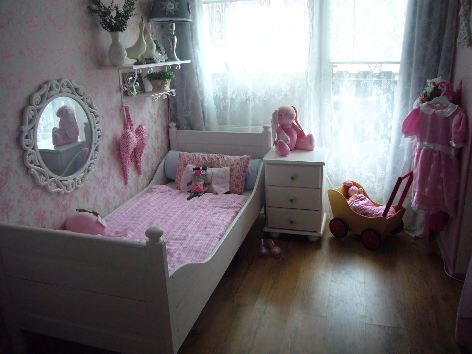 Hearts, ribbons and lace!: slaapkamer senna