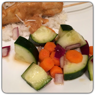 rice vinegar salad