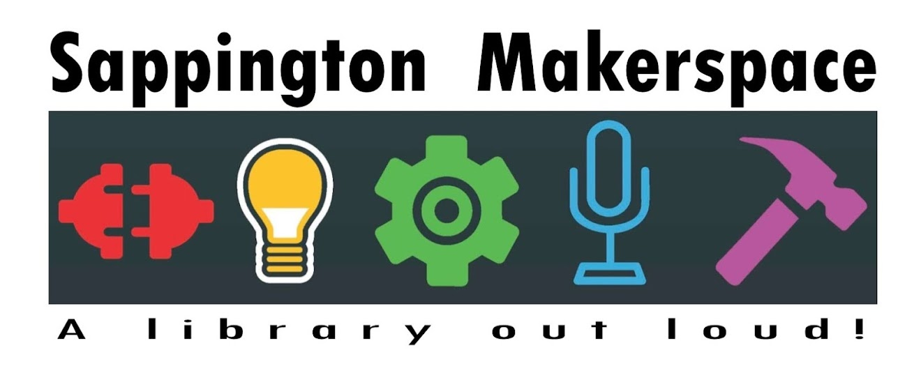 Sappington Library Makerspace