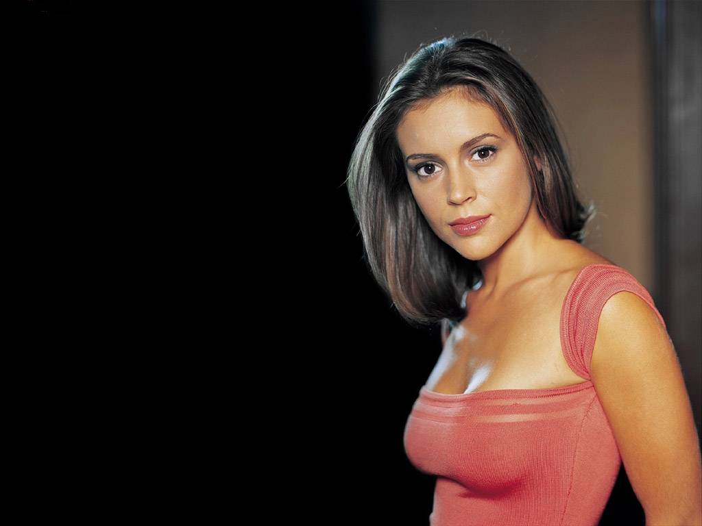 alyssa milano celebrities - photo #11