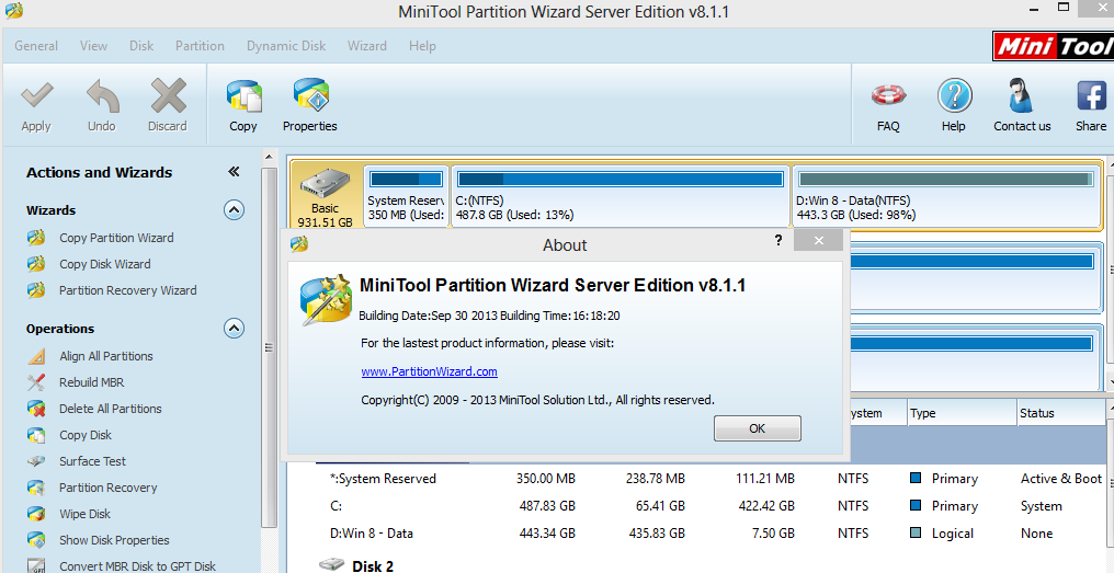 Partition magic for windows 8 with crack