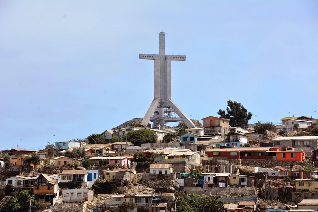 Coquimbo Third Millennium Cross