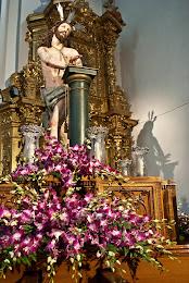 NUESTRO PADRE JESUS FLAGELADO