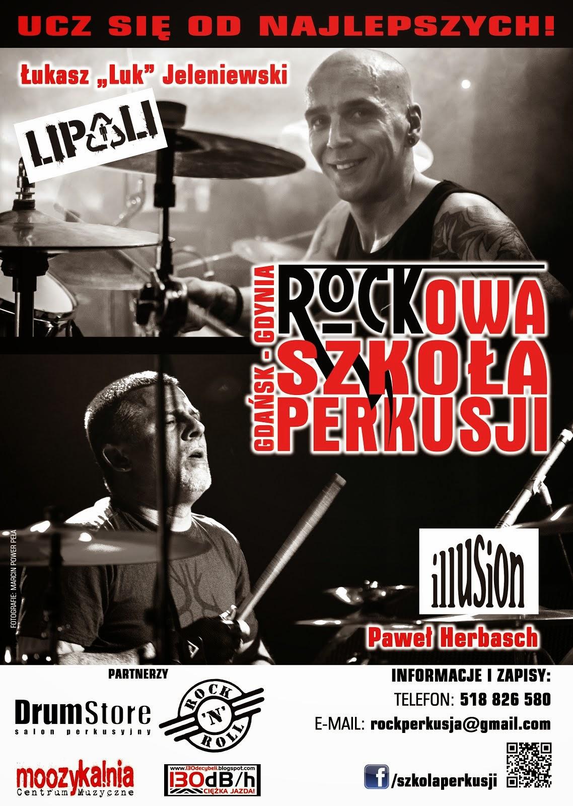Rockowa Szkoła Perkusji