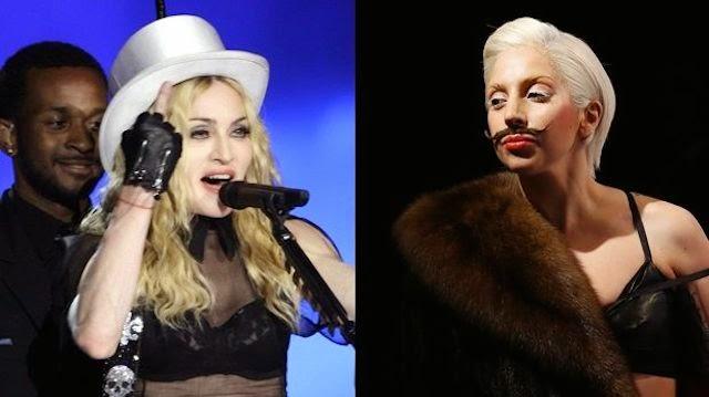 Madonna volvió a atacar a Lady Gaga