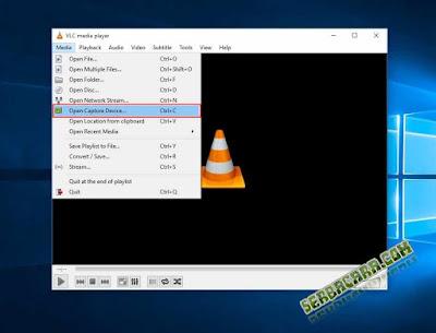 capture video dari desktop Komputer