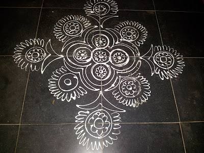 Rangoli Kolam Two Pongal | New Calendar Template Site