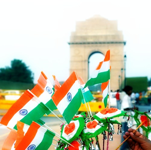 Celebration of India's 64th Republic Day