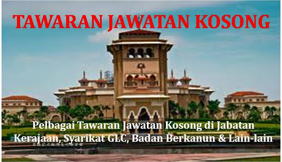 TAWARAN JAWATAN KOSONG