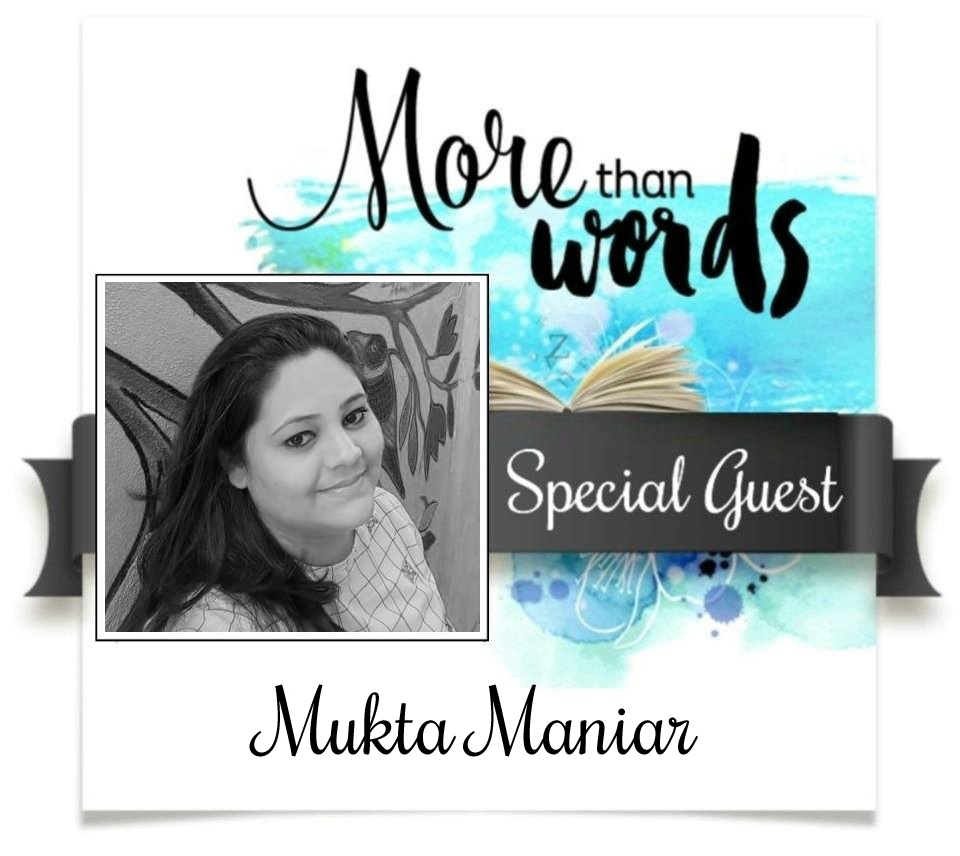 More Than Words April 2021 Challenge