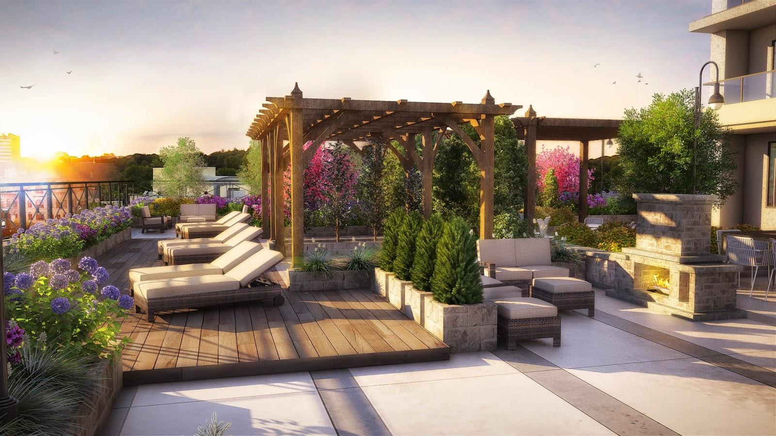 Gtp tarragona reforma la terraza for Fotos jardines exteriores