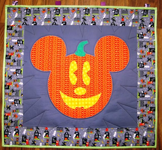 Disney Halloween Banner