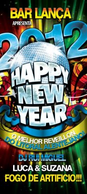 DJ Rui Miguel @ Reveillon 2011/12 - Lança Bar