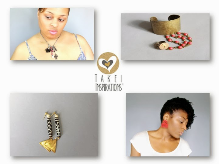 Handcrafted Jewelry Takei Inspirations