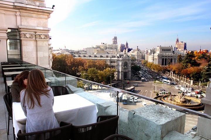 De terrazas por Madrid