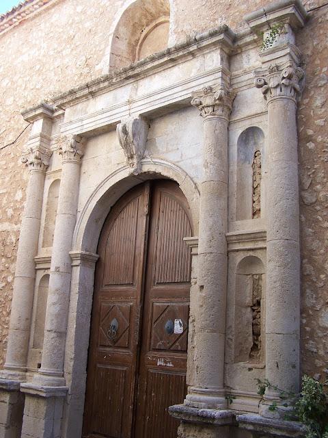 Neratzes Camisi'nin Venedik döneminden kalma kapısı; Resmo