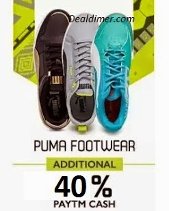 Puma Footwears Upto 50% off
