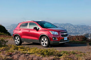 Chevrolet Puts the International in North American International Auto Show 2013