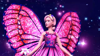 Gambar Barbie Mariposa wallpaper